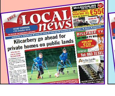 230 West Oct 19 2018 Kilcarbery go ahead for private homes on public lands.pdf